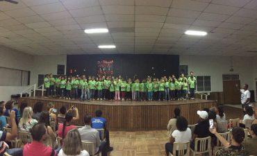 MPB marcou noite das crianças do Projeto Anjo da Guarda