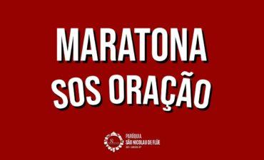 Maratona SOS Oração!